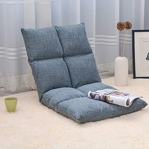 GYCOZ Home Decoration Lazy Sofa Tatami Klappkissen Sofa Faltbar Single Klein Sofa Bett Wohnzimmer Esports Spiel Sitz...