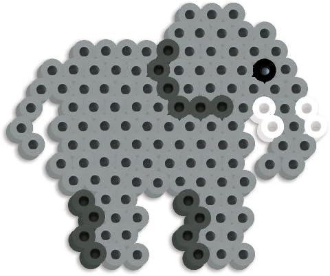 Perler Beads Max 78% OFF Recommendation Elephant 178pcs Kit Fuse