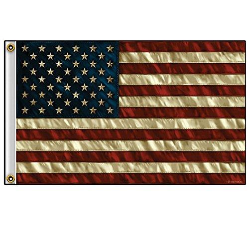Drapeau Américain USA Vintage