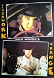 Uhrwerk Orange - A Clockwork Orange: 2 Pictures (1972) | UK