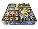 Masmorra: Dungeons of Arcadia Storage Organizer Insert from Go7 Gaming