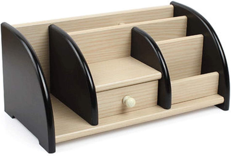 MLpus MLpus MLpus Holz Stifthalter Mode Dekoration Stifthalter Aufbewahrungsbox Hause Holz Stifthalter multifunktions Stifthalter (Farbe   Weiß) B07N6CQ1NT | Helle Farben  0221f8