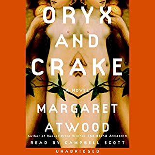 Oryx and Crake cover art