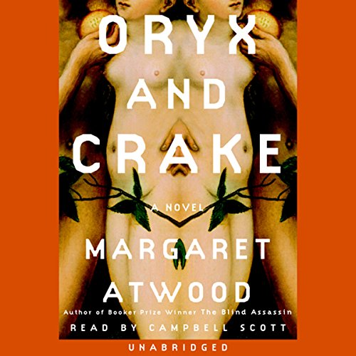 Oryx and Crake                   De :                                                                                                                                 Margaret Atwood                               Lu par :                                                                                                                                 Campbell Scott                      Durée : 10 h et 30 min     Pas de notations     Global 0,0