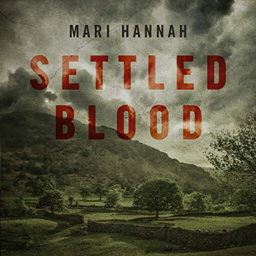 Settled Blood audiobook cover art