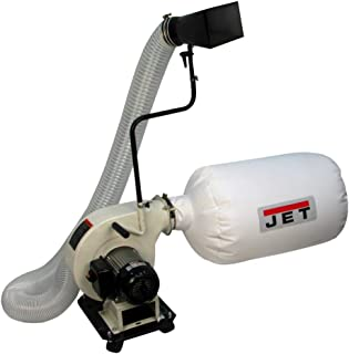 Jet 717500 Dc-500P Dust Collector, portable, White