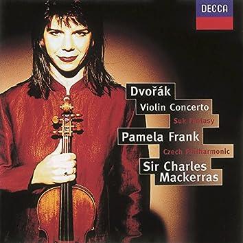 Dvorák: Violin Concerto; Romance/Suk: Fantasie