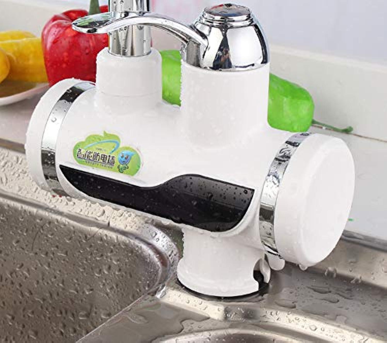LED Digitalanzeige Küchenarmatur Tankless Instant Heizung Küchenmischer