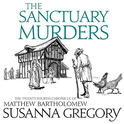 Couverture de The Sanctuary Murders