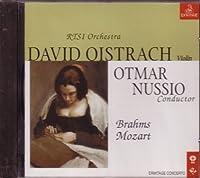 Brahms/Mozart: Violin Conertos