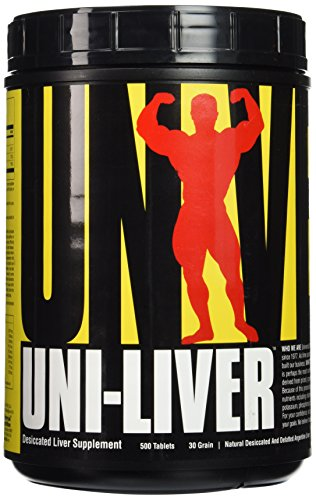 Universal UNI-LIVER - 500 capsulas