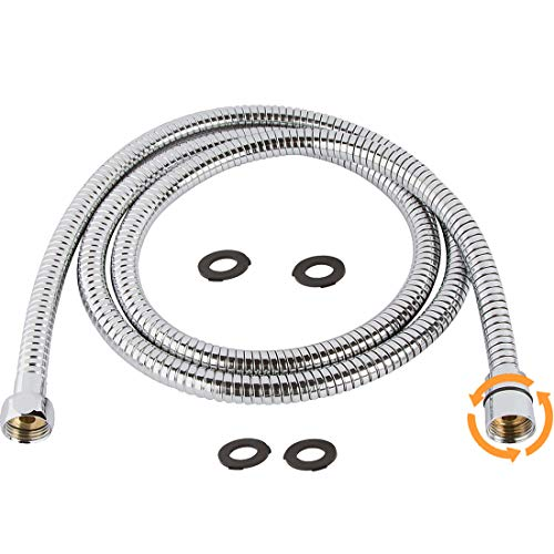 TRIPHIL Kink-free Shower Hoses for Handheld Shower Head Hose Replacement