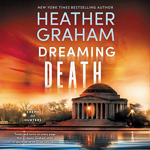 Dreaming Death audiobook cover art