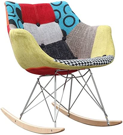 Best Fine Mod Imports Ginger Rocker Arm Chair