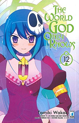 The world god only knows (Vol. 12)