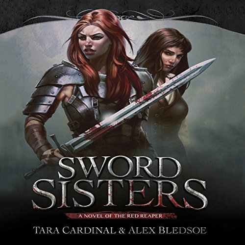 Sword Sisters audiobook cover art