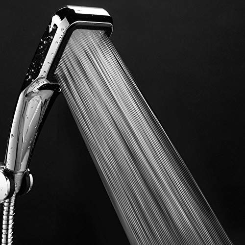 Learn More About FD High Pressure Shower Head, FunDiscount High Power Handheld Showerhead Powerful B...