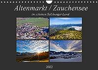 Altenmarkt / Zauchensee (Wandkalender 2022 DIN A4 quer): Schoene Impressionen aus Altenmarkt und Zauchensee (Monatskalender, 14 Seiten )