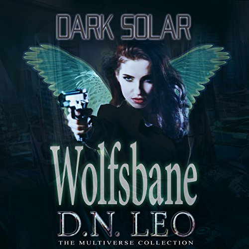 Dark Solar: Wolfsbane audiobook cover art