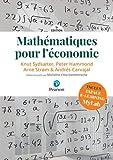 Mathématiques pour l'économie - 5e édition + MyLab