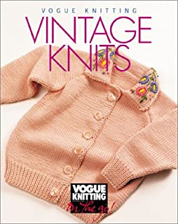 """Vogue Knitting"": Vintage Knits"