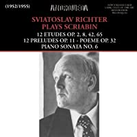 Sviatoslav Richter plays Scriabin by Sviatoslav Richter (2009-01-19)