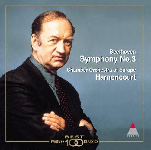 Nikolaus Harnoncourt & Chamber Orchestra of Europe