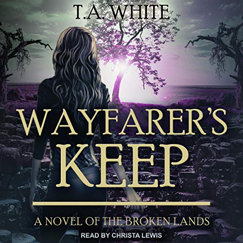 Wayfarer's Keep audiobook cover art