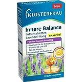 KLOSTERFRAU Innere Balance Lut.-T.Lavendel-Honig 20 St Lutschtabletten