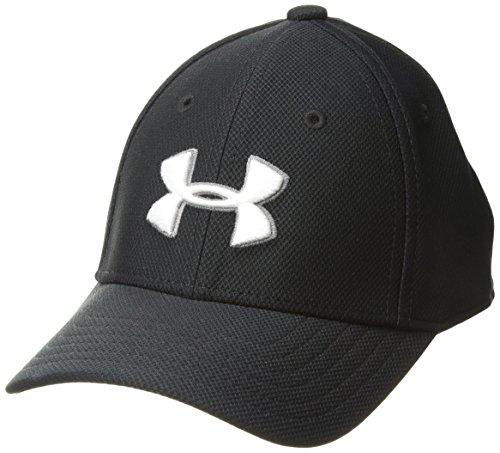 Under Armour Baby Boys' Baseball Hat, Black 1, 1-3