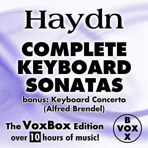 Haydn: Complete Keyboard Sonatas (The VoxBox Edition)