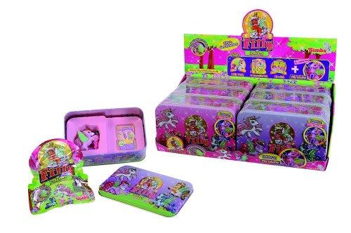 Simba 105959095 - Filly Fairy Sammelbox, inklusive Filly Fairy Pferdchen mit Schultüte