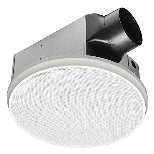 HOMEWERKS WORLDWIDE 7130-03-BT Bathroom Fan...