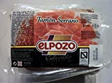 ELPOZO Jamón Serrano Schinken Selección original Spanischer Serranoschinken Spanien