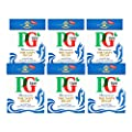 PG Tips The Tasty Decaf Pyramid Tea Bags (Pack of 6, Total 420 Tea Bags)