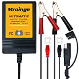Mroinge MBC010 Automotive Trickle Battery Charger Maintainer 12V 1A...