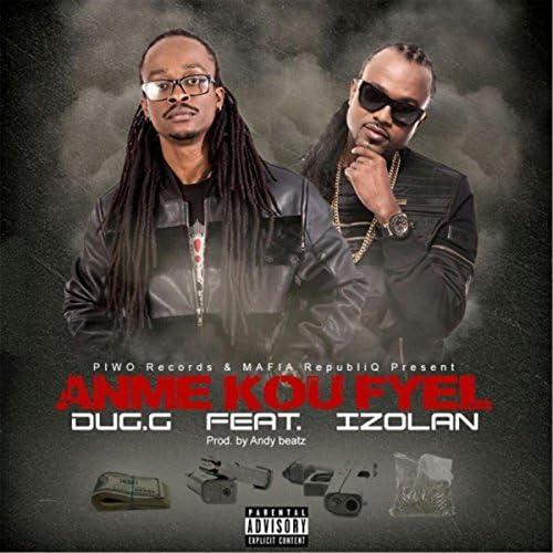 Dug G feat. Izolan