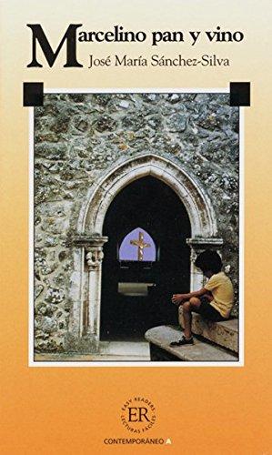 Easy Readers (Spanisch): Marcelino pan y vino: Spanische Lektüre für das 1., 2., 3. Lernjahr
