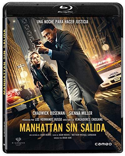 Manhattan Sin Salida [Blu-ray]