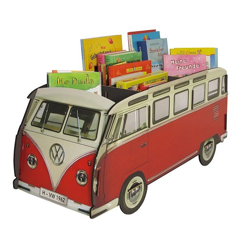 Werkhaus Design + Produktion Bücherbus VW