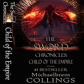 The Sword Chronicles: Child of the Empire cover art