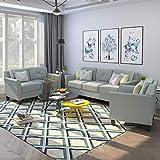 Harper&Bright Designs 3 Piece Living Room Set