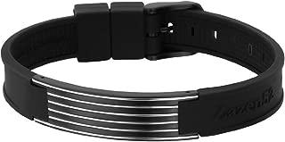 Zenturio Limited Classic Black Titanium Edition Exclusive Magnet/ion/Health Pendant – TÜV Rheinland Germany Certified –