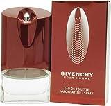 Pour Homme de Givenchy–Eau de Toilette–Spray 30ml.