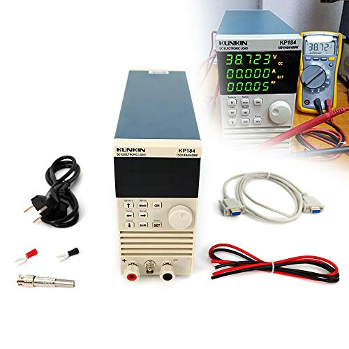 Kp184 DC Elektronische Last Rs485/232 Für Led Treiber Batteriekapazität Batterie Kapazität Tester