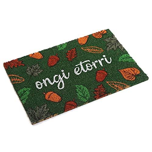 Versa, Felpudo bellotas ongi etorri, Linea decoración y Regalo, alfombras & felpudos, VS-16980415