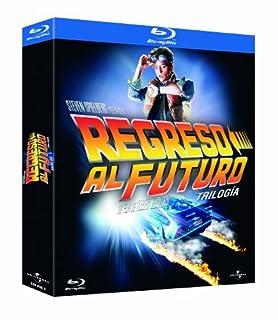 Trilogía Regreso al futuro [Blu-ray] (B0053C9I2G)   Amazon price tracker / tracking, Amazon price history charts, Amazon price watches, Amazon price drop alerts