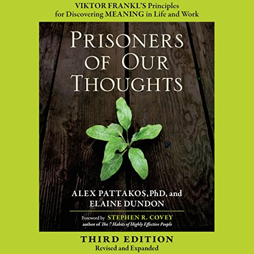 Prisoners of Our Thoughts audiobook cover art