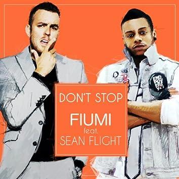 Don't Stop (feat. Sean Flight)