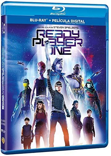 Ready Player One Blu-Ray [Blu-ray]
